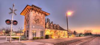 Rocklin train station